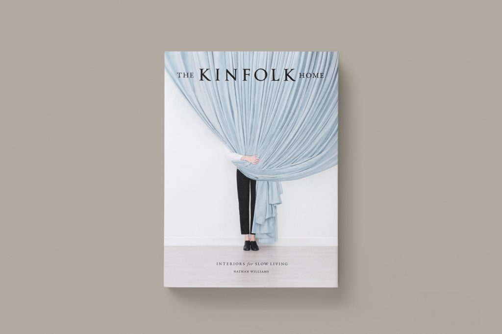 The cover of Kinfolk Home - interiors for slow living.