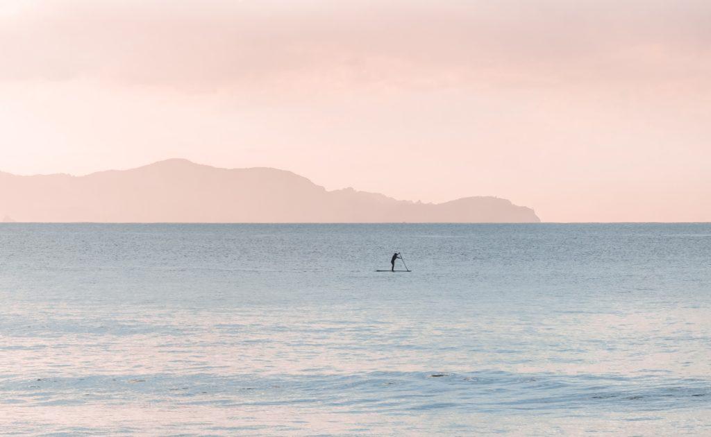 Peaceful sea view